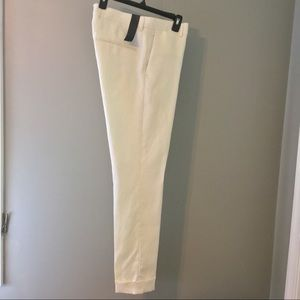 NWT J. Lindeberg linen trousers